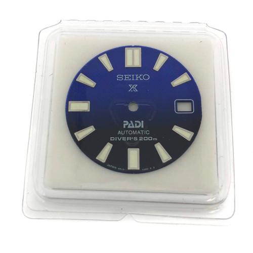 Seiko blue dial SPB071