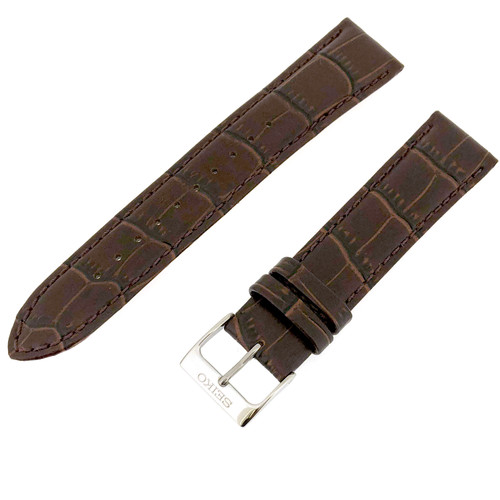 Seiko Leather watch band 20mm