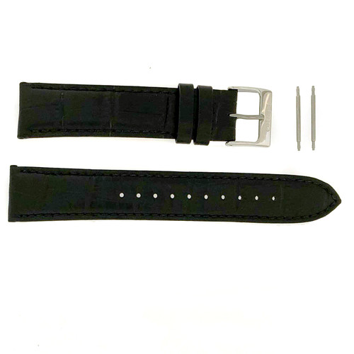Seiko Black Strap 20mm