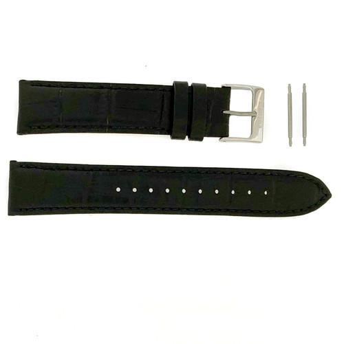 Seiko Black Strap 20mm