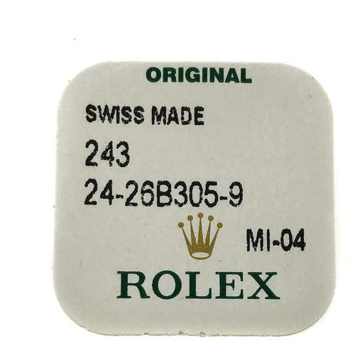 Rolex crown