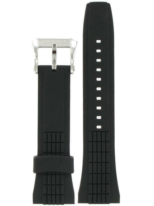 seiko SPC001 watch band black