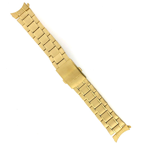 Seiko Gold watch band
