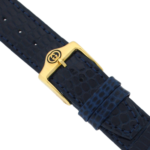 Gucci watch band Navy blue