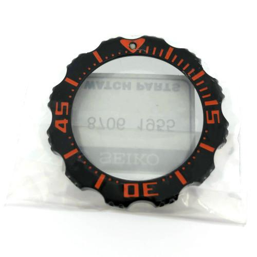 Seiko SRP311 rotating bezel