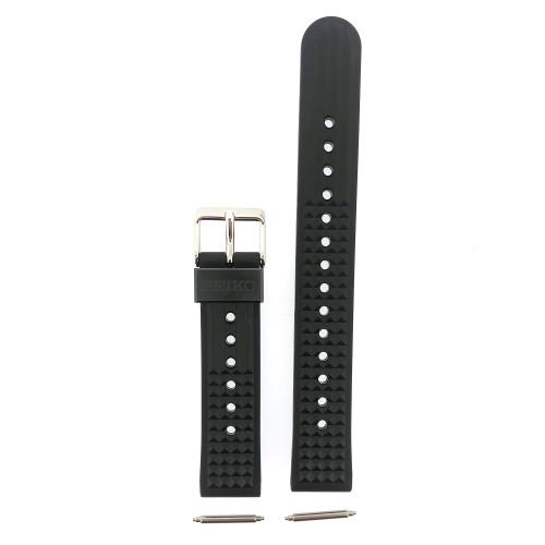 Seiko SLA017 SLA025 Rubber Watch Band