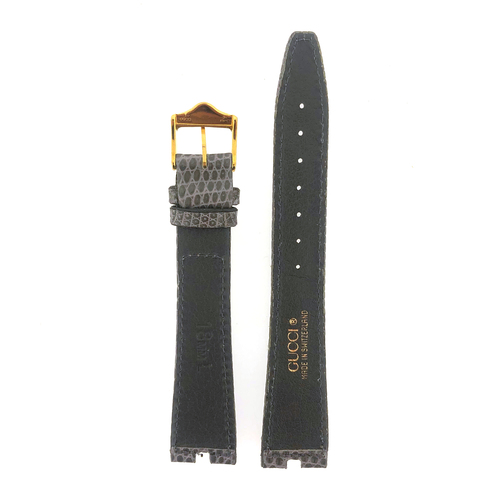 Gucci grey watch band
