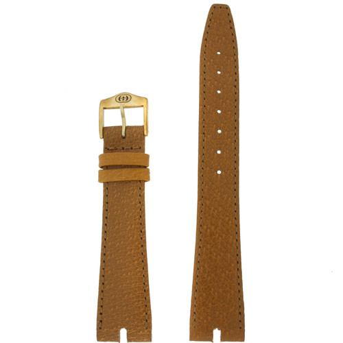 Gucci tan watch band