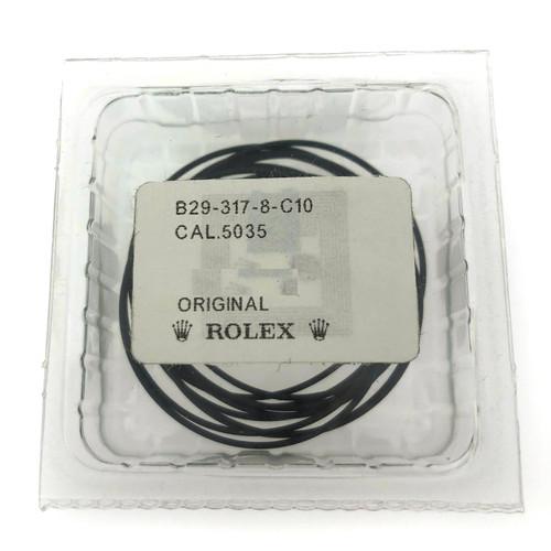 Rolex original case back gasket 29-317-8