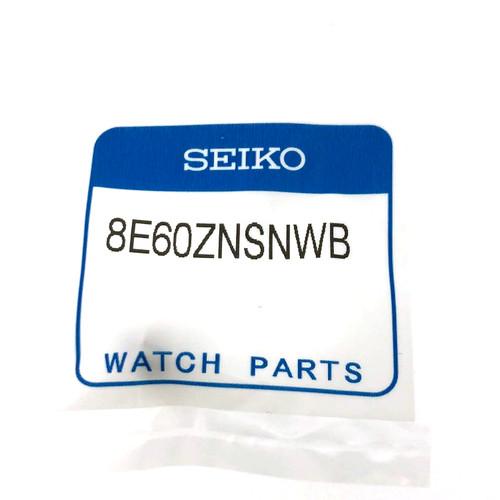 Seiko Crown SSG009 SSG010 SSG020 Coutura 8B92-0AL0 Blue Stone