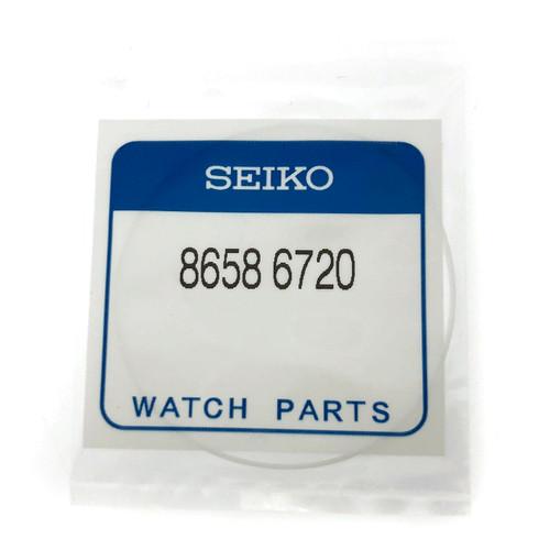 Seiko crystal gasket 8658 6720