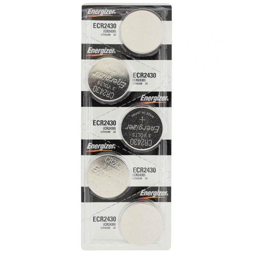 Energizer CR2430 Battery CR2430 3 Volt | Watch Material | Replacement Parts