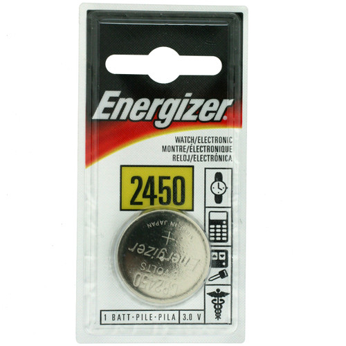 Energizer 2450 Battery - Main