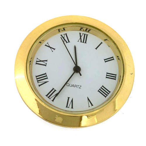 clock insert quartz movement