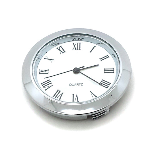 clock quartz movement fit up insert