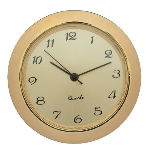 clock movement fit up quartz