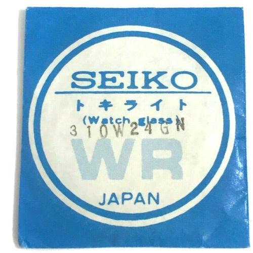 Seiko crystal