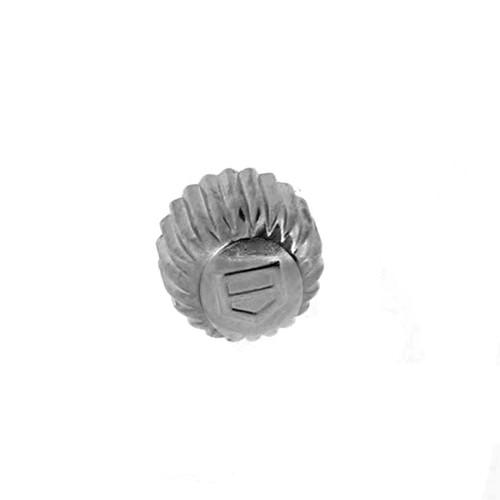 Tag Heuer Watch Crown 5.2 mm Screw Down Stainless Steel