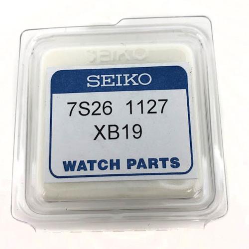 Dial Seiko SKX173  Black
