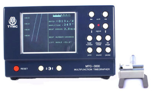 Watch TIMING MACHINE MODEL MTG-3000 - Main