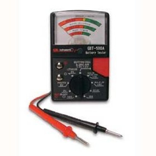 Compact Battery Tester - Main