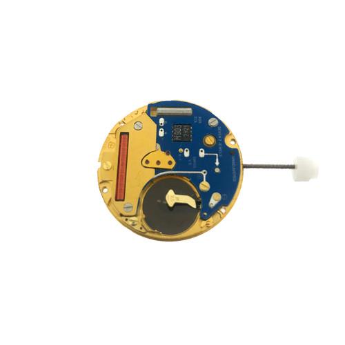 ETA 955.412 | 3 Hands Gold Date Disk | Back