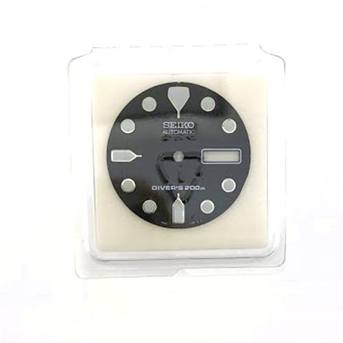 Seiko SKX171 dial black