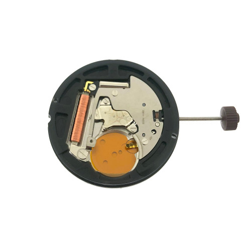 Harley Ronda 513  Watch Movement | back