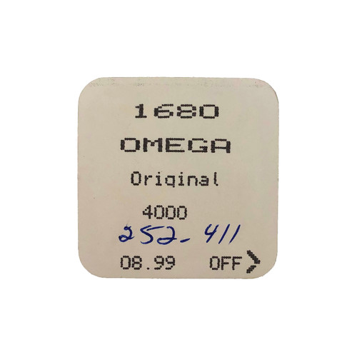 ETA 252.411 Omega 1680, Breitling Sirius 4000 Electronic Module Circuit Original New Sealed