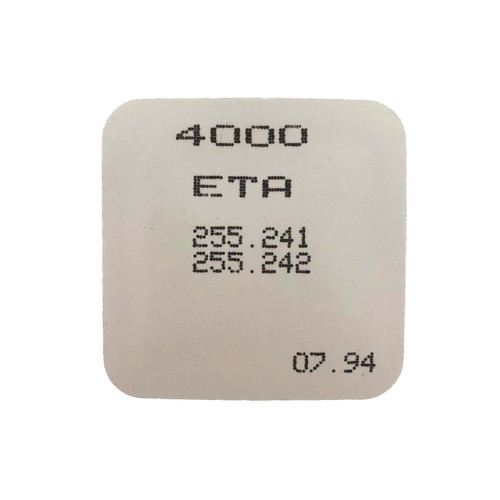 ETA 255.241 255.242 4000 Electronic Module Circuit Original  New Sealed