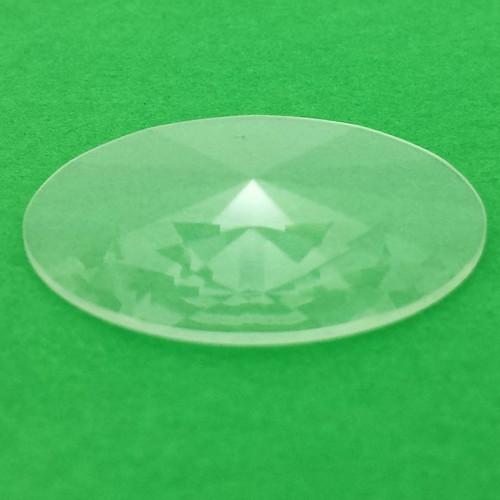 Prism watch crystal