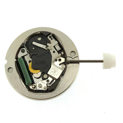 ETA 400.411 Quartz Watch Movement MOVETA400.411 3H @3 Back