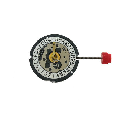 Quartz Watch Movement ETA 803.114 - front
