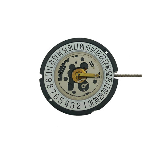 ETA 804 114 Quartz Watch Movement - front