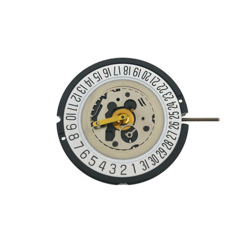 ETA 805 114 Quartz Watch Movement Front