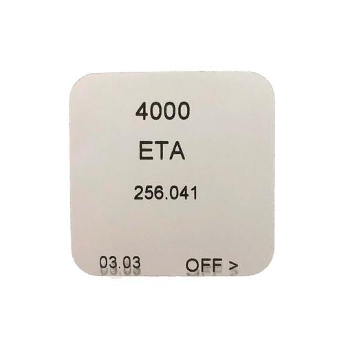 ETA 256.031, ETA 256.032, ETA 256.041 Circuit Board - Back