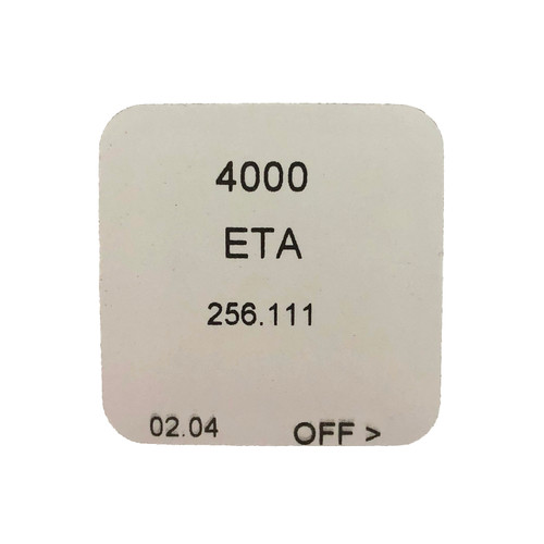 ETA 256.111, ETA 256.461, ETA 256.471 Circuit Board - Back