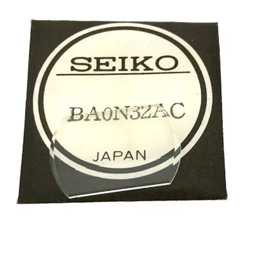 Seiko vintage crystal