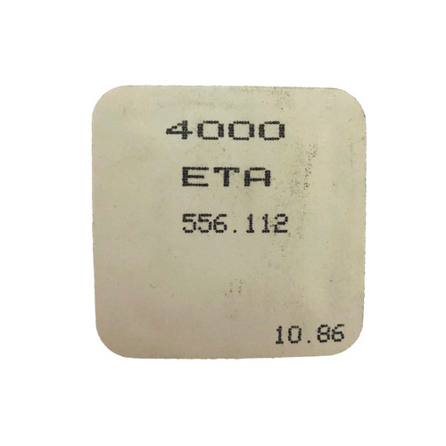 ESA 556.112 Circuit Board - Back