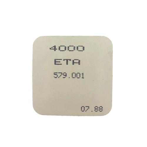 ETA 579.001 Circuit Board - Back