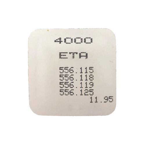 ETA 556.115, 556.118, 556.119, 556.125 Circuit - Back