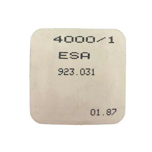 ETA 923.031 Circuit Board - Back
