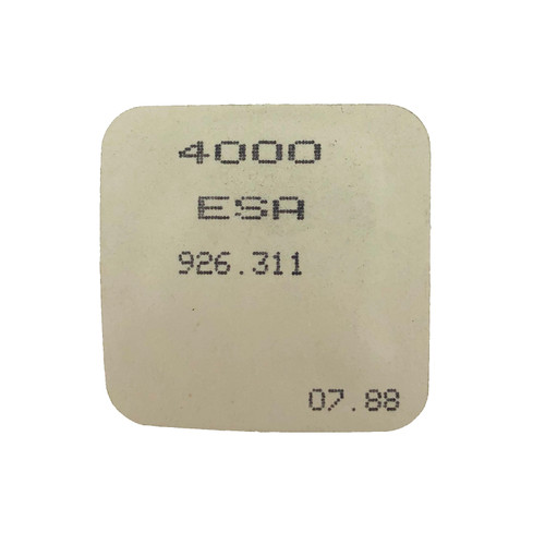 ESA 926.311 Circuit Board - Back