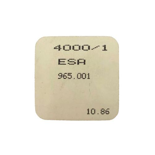 ESA 965.001 4000 Circuit Electronic Module Original  New Sealed - Vintage