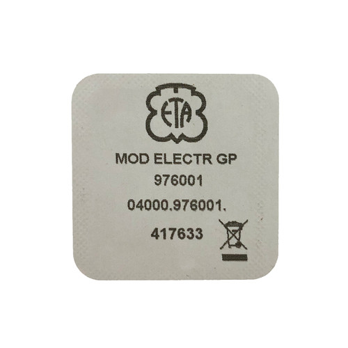ETA 976.001 4000 Circuit Electronic Module Original  New Sealed