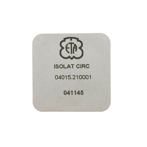 ETA Watch Movement 210.001 Circuit Insulator