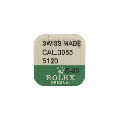 Genuine FACTORY SEALED Rolex Original CAL 3055 - 5120 Jumper for Setting Lever Mounted