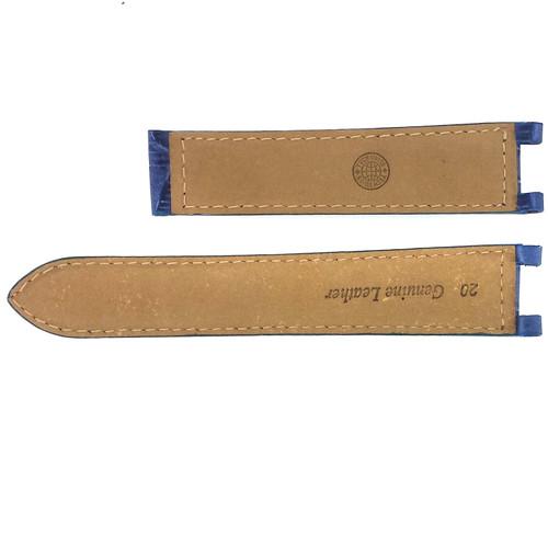 cartier pasha strap blue