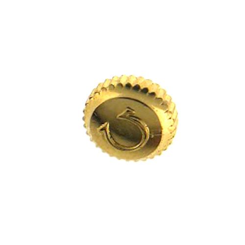 Omega Watch Crown vintage gold