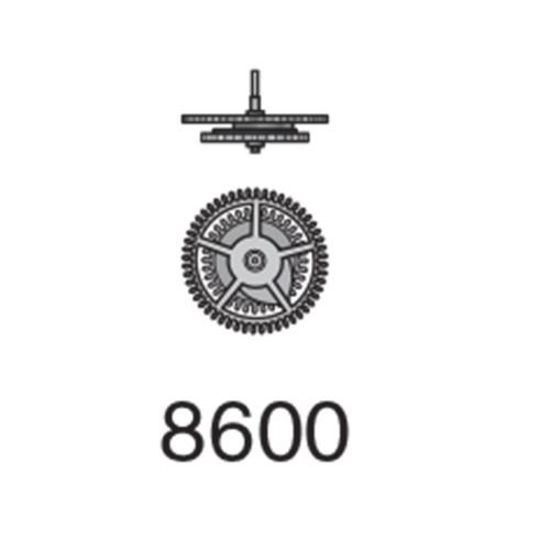 Valjoux 7750 8600